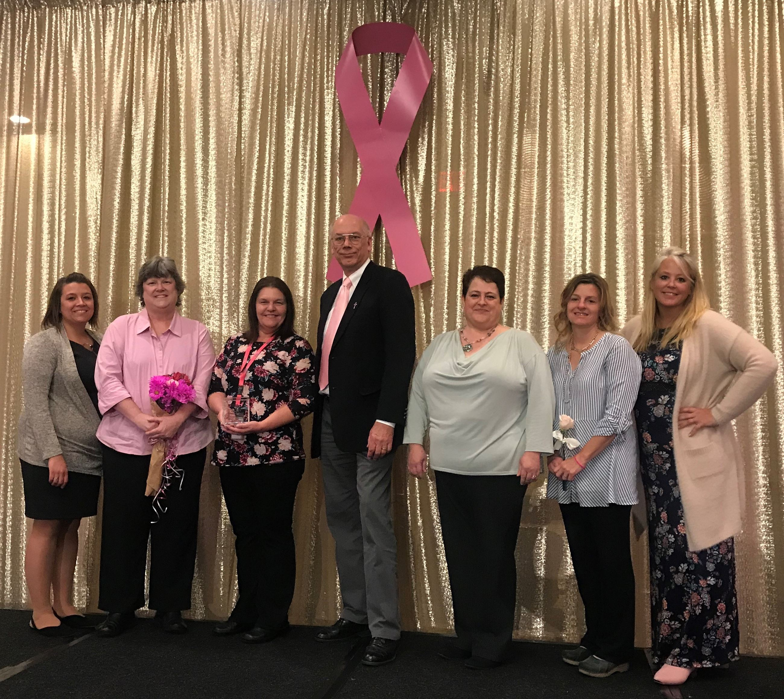 Komen award group